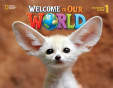 Shin, J: Welcome to Our World 1