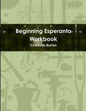 Beginning Esperanto Workbook