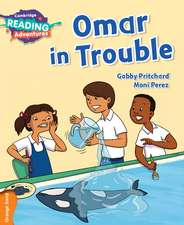 Omar in Trouble Orange Band