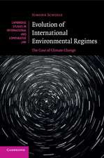 Evolution of International Environmental Regimes: The Case of Climate Change