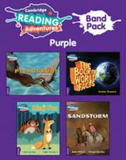Cambridge Reading Adventures Purple Band Pack of 7
