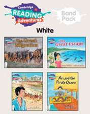 Cambridge Reading Adventures White Band Pack of 7
