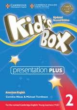 Kid's Box Level 2 Presentation Plus DVD-ROM American English