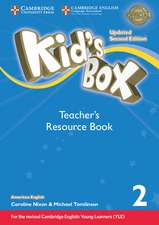 Kid's Box Level 2 Teacher's Resource Book with Online Audio American English