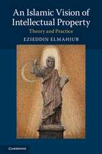 An Islamic Vision of Intellectual Property: Theory and Practice