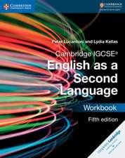 Cambridge IGCSE® English as a Second Language Workbook