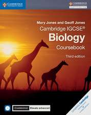 Cambridge IGCSE® Biology Coursebook with CD-ROM and Cambridge Elevate Enhanced Edition (2 Years)