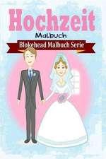 Hochzeit Malbuch