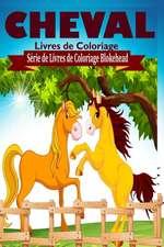 Cheval Livres de Coloriage