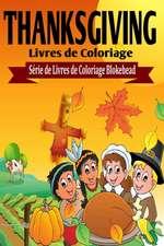 Thanksgiving Livres de Coloriage