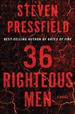 36 Righteous Men – A Novel