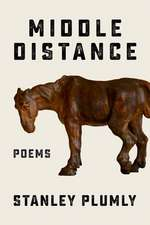 Middle Distance – Poems