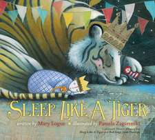 Sleep Like a Tiger (lap board book)