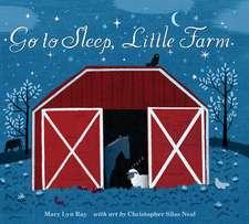 Go to Sleep, Little Farm (lap board book)