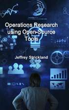 Operations Research Using Open-Source Tools