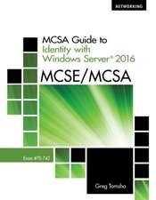 McSa Gde Identify W/Win Server
