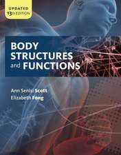 Body Structures and Functions Updated, Softcover Version