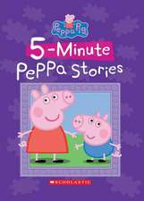 Five-Minute Peppa Stories (Peppa Pig)