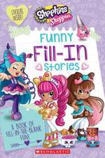 Funny Fill-In Stories (Shopkins