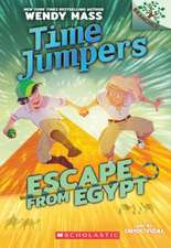 Escape from Egypt: A Branches Book (Time Jumpers #2): Null