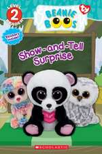Show-And-Tell Surprise (Beanie Boos Level 2 Reader)