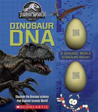 Dinosaur Dna: A Nonfiction Companion to the Films (Jurassic World)