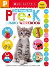 Giant Workbook: Get Ready for Pre-K (Scholastic Early Learners)