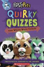 Quirky Quizzes and Funny Fill-Ins (Feisty Pets)