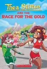 Thea Stilton and The Race for the Gold (Thea Stilton #31)
