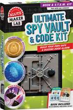 ULTIMATE SPY VAULT & CODE KIT