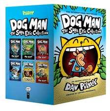 Dog Man 1-6