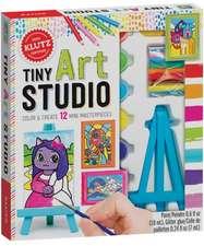 Tiny Art Studio