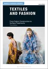 Textiles and Fashion: From Fabric Construction to Surface Treatments