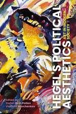 Hegel's Political Aesthetics: Art in Modern Society