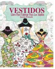 Vestidos Libro Para Colorear Para Los Adultos