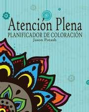 Atencion Plena Planificador de Coloracion