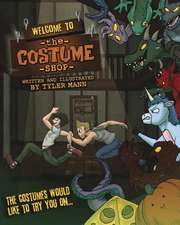 The Costume Shop Vol 1