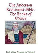 The Anderson Revisionist Bible