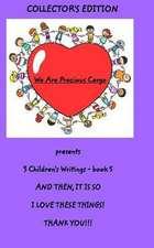We Are Precious Cargo - Hc Book 5
