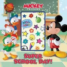 Mickey & Friends Super School Day!
