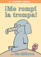 ¡Me rompí la trompa! (Spanish Edition)