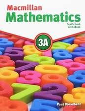 Broadbent, P: Macmillan Mathematics Level 3A Pupil's Book eb