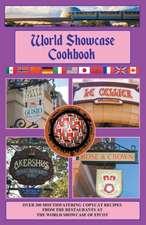 World Showcase Cookbook