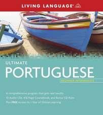 Ultimate Portuguese: Beginner-Intermediate (PKG)
