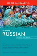 Ultimate Russian Beginner-Intermediate (BK)