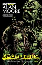 Saga of the Swamp Thing, Book Two:  Edge of Vision
