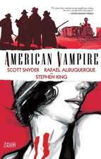 American Vampire, Volume 1:  Dead to the World