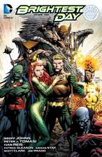 Brightest Day, Volume Two:  Emerald Warriors