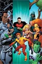 Teen Titans Omnibus Vol. 1 by Geoff Johns