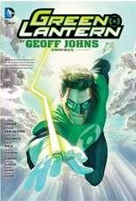 Green Lantern by Geoff Johns Omnibus Vol. 1:  Five Years Later Omnibus